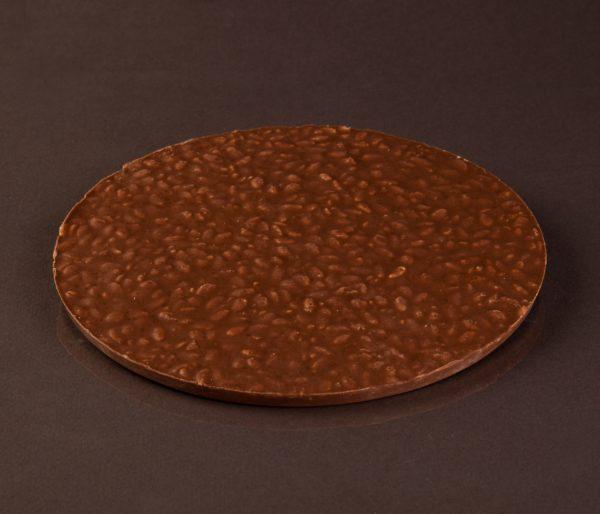 TORTA DE CHOCOLATE CRUJIENTE 150gr