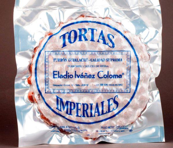 TORTA IMPERIAL DE TURRÓN DE GUIRLACHE 340gr