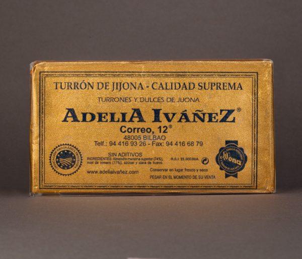 TURRÓN DE JIJONA 620gr