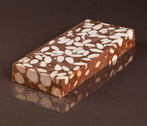 TURRÓN DE CHOCOLATE 300gr